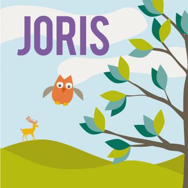 Joris-voorkant-kaartje-