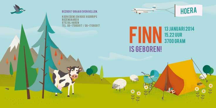 Geboortekaart-Finn-binnenkant-kaartje-van-koen